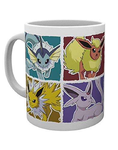 GB eye Tasse Pokémon - Evoli Evolution