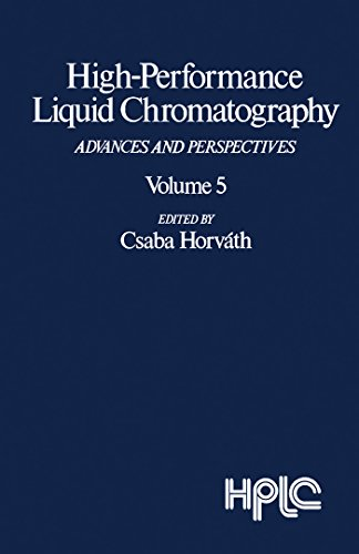 High-Performance Liquid Chromatography: Advances and Perspectives (English Edition)