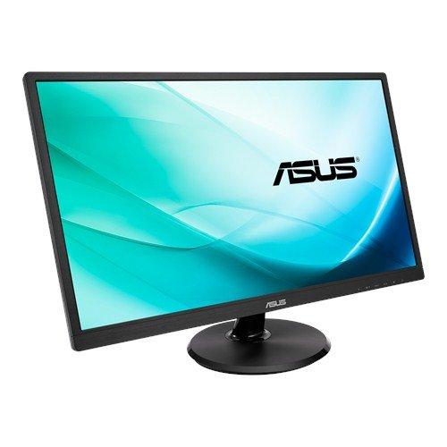 Asus VA249NA 60,45 cm (23,8 Zoll) EyeCare Monitor (Full HD, Blaulichtfilter, 5ms Reaktionszeit, VGA, DVI)