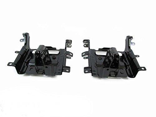 Price comparison product image 13-16 RAM 1500 FRONT LEFT & RIGHT BUMPER INNER BRACKET KIT OEM NEW MOPAR GENUINE(Fits 13-16)