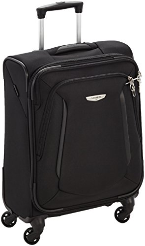 Samsonite Bagaglio a mano X'blade 2.0 Spinner 55/20 38 liters Nero (Black) 57787-1041
