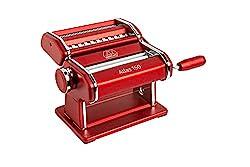 Marcato Atlas 150 Nudelmaschine in rot