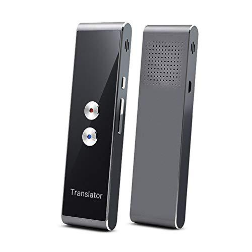 Fishyu Traducción MUAMA Enence Smart Instant traductor de Voz portátil en Tiempo Real