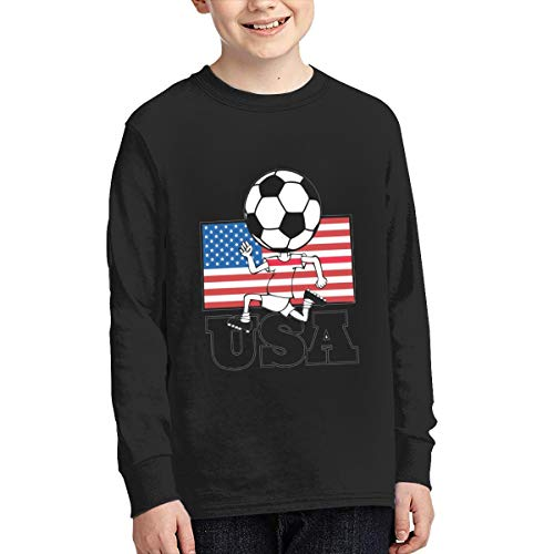 Summersports Calzini Fan America Fan Kids And Youth Size Short