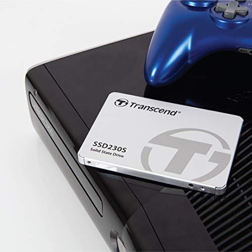 Transcend SSD230S Serial ATA III - Disco duro sólido 3D de 256 GB ...