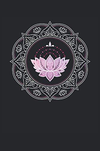 Notizbuch: Lotusblume Notizbuch - Tolles liniertes Lotus Yoga Notizbuch - 120 linierte Seiten um Gedanken, Ideen und Wünsche festzuhalten | DINA5 | ... Mehr als nur eine Geburtstagskarte