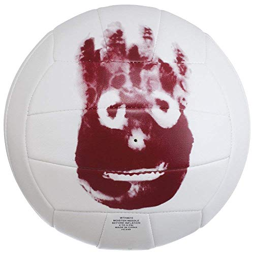 Wilson Legendary Mr.Wilson Cast Away Film 18 Panel Outdoor Training Volleyball