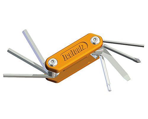 IceToolz 94H1 Multi Outils Mixte Adulte, Gris