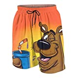 JacobCole Teen Boys Adult Man Scooby Doo Quick Dry 3D Full...