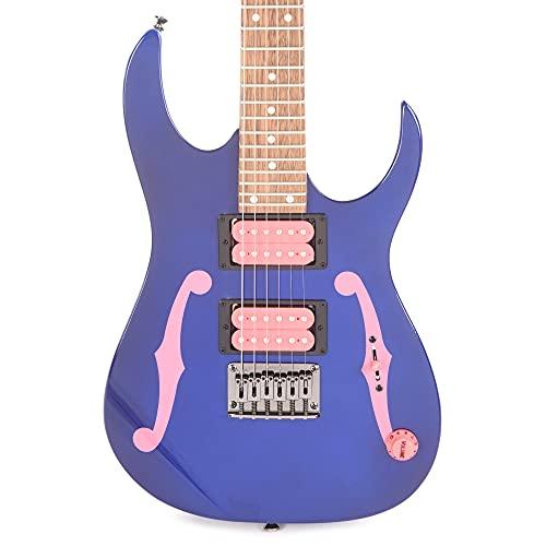 Ibanez PGMM11 Paul Gilbert Signature miKro JB Jewel Blue 3/4 elektrische gitaar