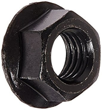M10-1.50 Serrated New Free Shipping Hex Flange Nut Metric 8 Steel Plain Class Q Indefinitely