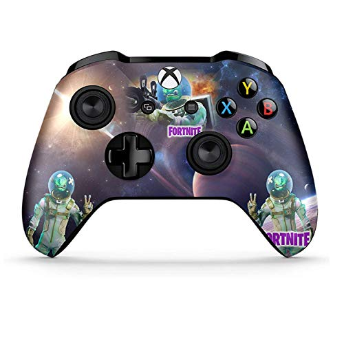 DreamController Original Modded Xbox One Controller - Xbox One Modded Controller Works with Xbox One S/One X/Windows 10 PC - Rapid Fire and Aim Assist Xbox One Controller with Included Mods Manual