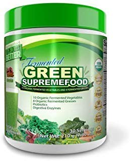 Fermented Green Supremefood® by Divine Health & Dr. Don Colbert MD