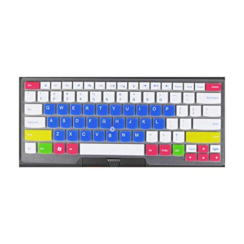 For Lenovo ThinkPad NEW S2 S3 L460 T480 T460 T470S T470S T470P 2018 T450 keyboard Protective cover skin protector-candyblue