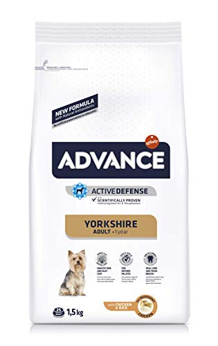 Advance Pienso para Perro Yorkshire Terrier con Pollo - 1500 gr