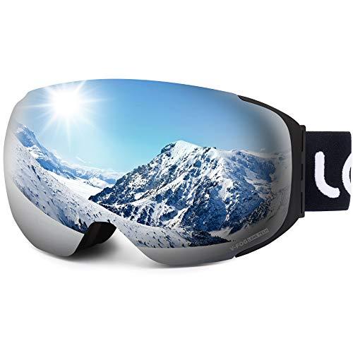 LEMEGO -   Skibrille Ski