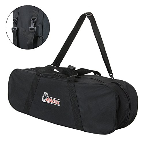 ALPIDEX Schneeschuhtasche Carie für Schneeschuhe in der Größe 25 oder 29 Inch, Größe:25 Inch