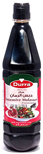 Durra - Intensive Molasses - Granatapfelsosse mit hohem Anteil aus Granatapfelsaftkonzentrat (1000g)