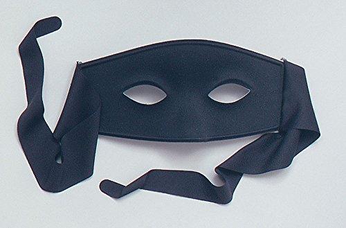 Eyemask : Bandit (Satin Ties) (Masque/Déguisement)