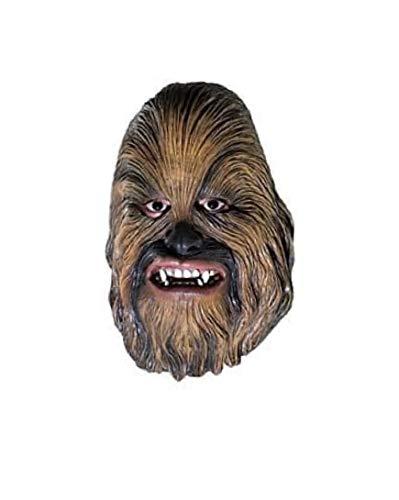 Rubie's Men's Star Wars Chewbacca Mask, Brown, One Size