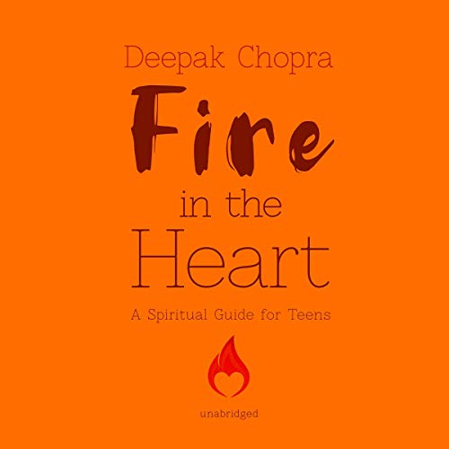 Fire in the Heart audiobook cover art