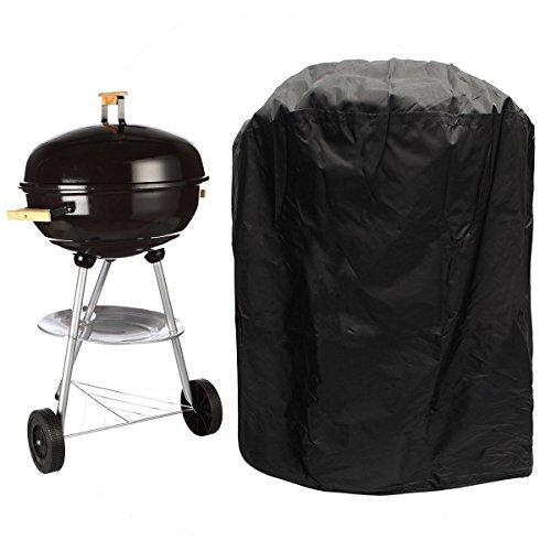 Grande housse de barbecue ajustée, Dia77*70 cm