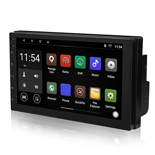 Lazmin112 Auto Multimedia Lettore MP5 Bluetooth da Auto Stereo Schermo 7 Pollici della pressa Video MP5 Lettore con la Navigazione di generalisti + Invertire l  Immagine (#1)