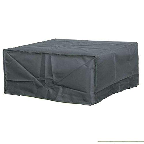 Schutzhülle für Rattan-Lounge-Set ca. 200x160x80 cm oder Gartenmöbel