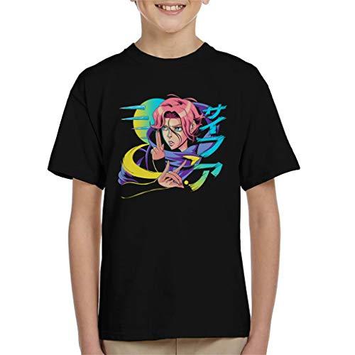 Cloud City 7 Sypha Belnades Kanji Kid's T-shirt