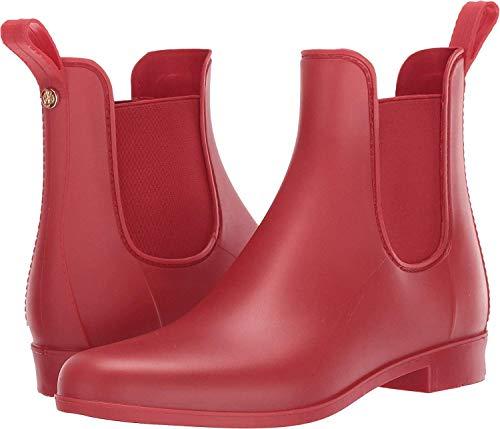 Sam Edelman Women's Tinsley Rain Boot, Lipstick Red Matte, 9 Medium US