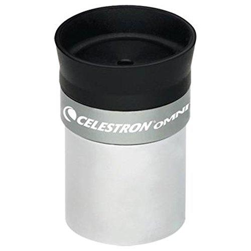 Celestron Omni - Oculare Plossl Da 4 Mm (Filettato Per Filtri 3,175 Cm) Con Campo Apparente Di 50°