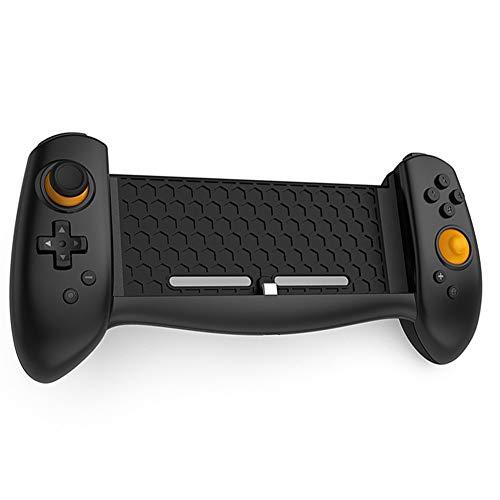 MROSW Gamepad-Konsole, Ergonomischer Handgriff-Griff Mit Screen Capture-Taste, Sechs-Achsen-Gyroskop-Schwerkraft-Sensor-Game-Controller