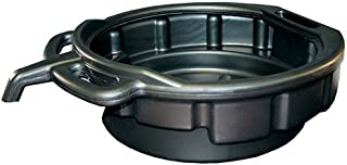 ATD Tools 5184 Black Drain Pan - 4-1/2 Gallon Capacity