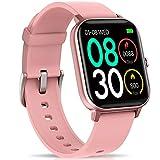 NAIXUES Smartwatch, Reloj Inteligente Impermeable IP67 Reloj Deportivo 1.4'...
