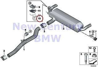 2 X BMW Genuine Exhaust System Rear Fixing Bow X5 35i X5 35iX X5 40eX X5 50iX X6 35i X6 35iX X6 50iX 228i 228iX M235i M235iX 228i 228iX M235i M235iX 328i 328iX 335i 335iX Hybrid 3 328i 328iX 330e 340i