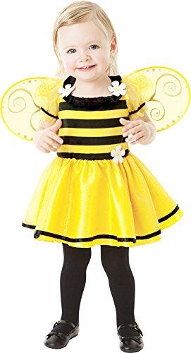 Amscan International - Disfraz de abeja para niña