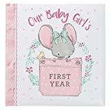 Memory Book Our Baby Girl's First Year