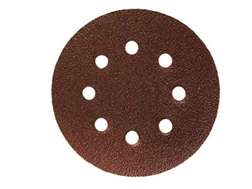 Discos De Lija Velcro 125