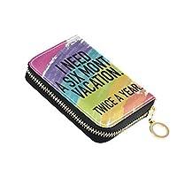 クレジットカードケース カード入れ じゃばら 大容量 スキミング防止 カードホルダー 磁気防止 おしゃれ 人気 ミニ財布 小銭入れ コンパクト カラフル レインボー 虹 女の子 レディース