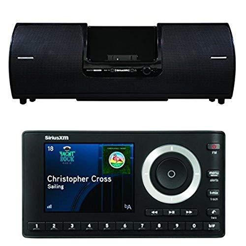 SiriusXM Portable Speaker with Onyx Plus Home Satellite Radio Kit