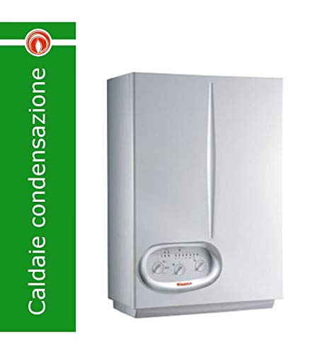 Immergas - Caldaia a condensazione Immergas Eolo Extra HP per esterno art.3.020973-30 kW, A magazzino
