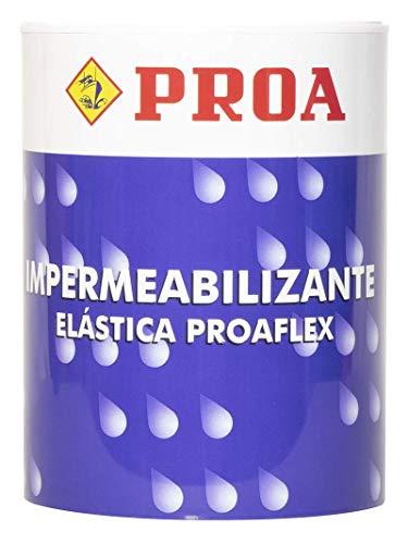 Impermeabilizante elástica Proaflex PROA