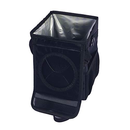 WATERMELON Kreative Sitzrückraum for Auto Auto Wasserdicht Folding Trash Can Peel Box Car