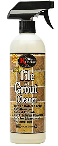 Natural Tile Grout Cleaner Heavy Duty Non-Abrasive