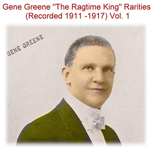 Ruff Johnson's Harmony Band Comic Ragtime Song (Recorded...