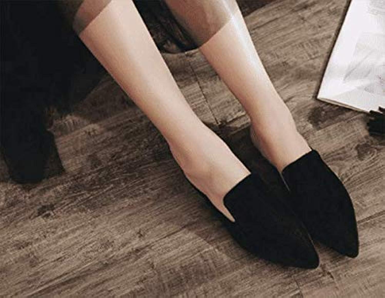 AWXJX Sommersaison Frauen Flip Flops Wies Baotou High Heel Fein mit Atmungsaktiv Aprikose 6 US 36 EU 3.5 UK B07G9C9RNJ  Primäre Qualität