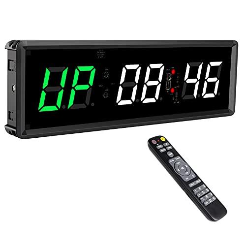 AMUSBR Time Timer und Stoppuhr, 1,5