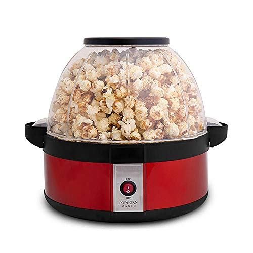 Sale!! Popcorn Machine, Household Mini Popcorn Machine, Bakeware Removable and Washable Popcorn Mach...