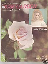 Sheet Music I Never Promised You A Rose Garden Lynn Anderson 100