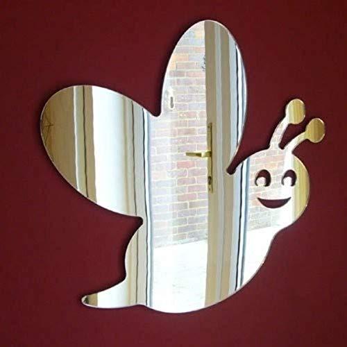 Super Cool Creations Bourdon Miroir – 45 cm x 41 cm
